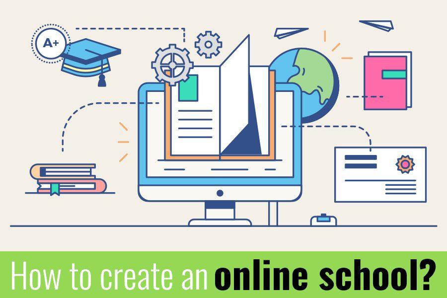 Create an Online School