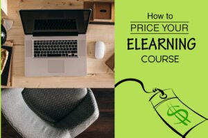 Price your E-Learning Course