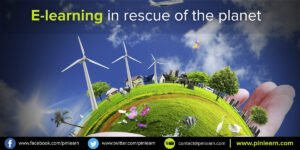 E-learning in rescue of the planet