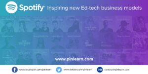 Spotify Inspried new Ed-tech business models
