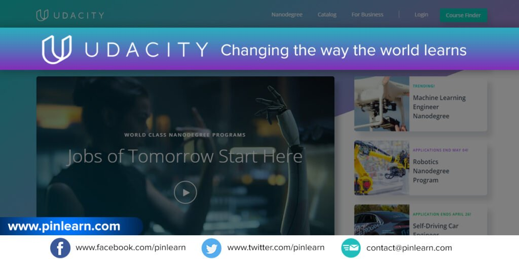Udacity is Changing the Way The World Learns