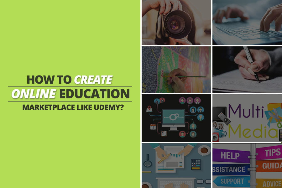 Online Education Markerplace like Udemy