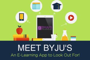 E-Learning App to Look For you