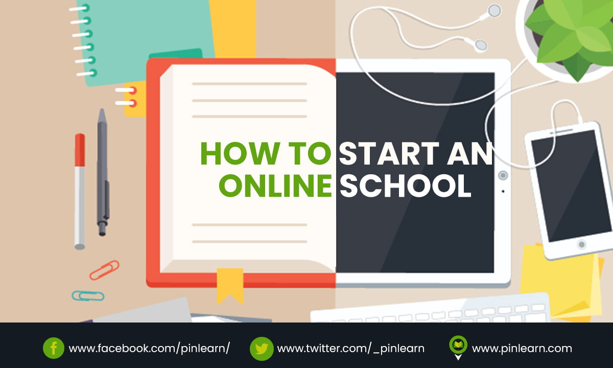 Start an online school