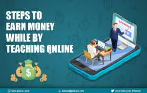 steps to earn money with online teaching platform