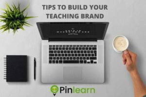 online teaching brand