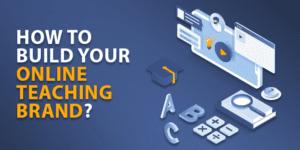 online teaching brand