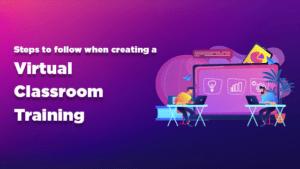 virtual classroom training