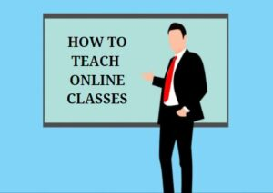 how to teach online classes and earn money