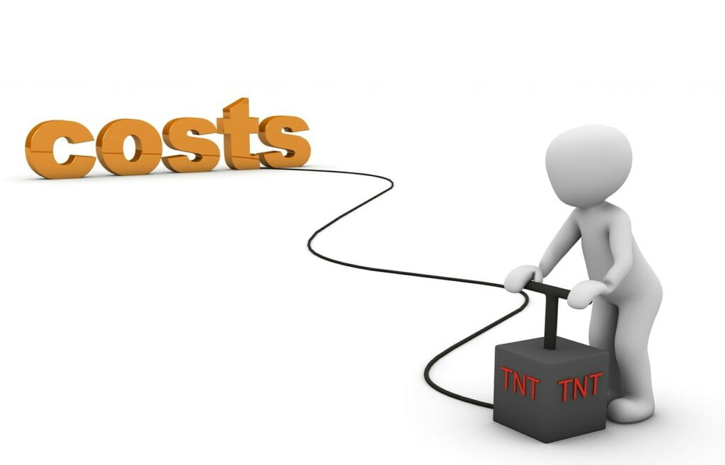 how much does it cost to create an online course